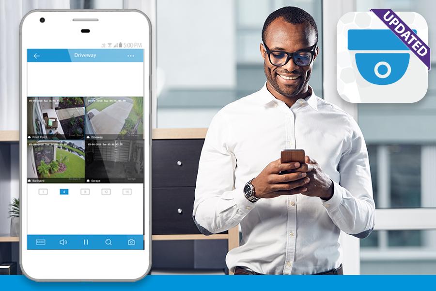 ClareVision Plus App Update for iOS