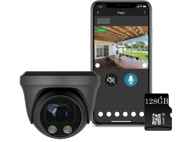 ClareVision Value and Performance Series Cameras and NVRs