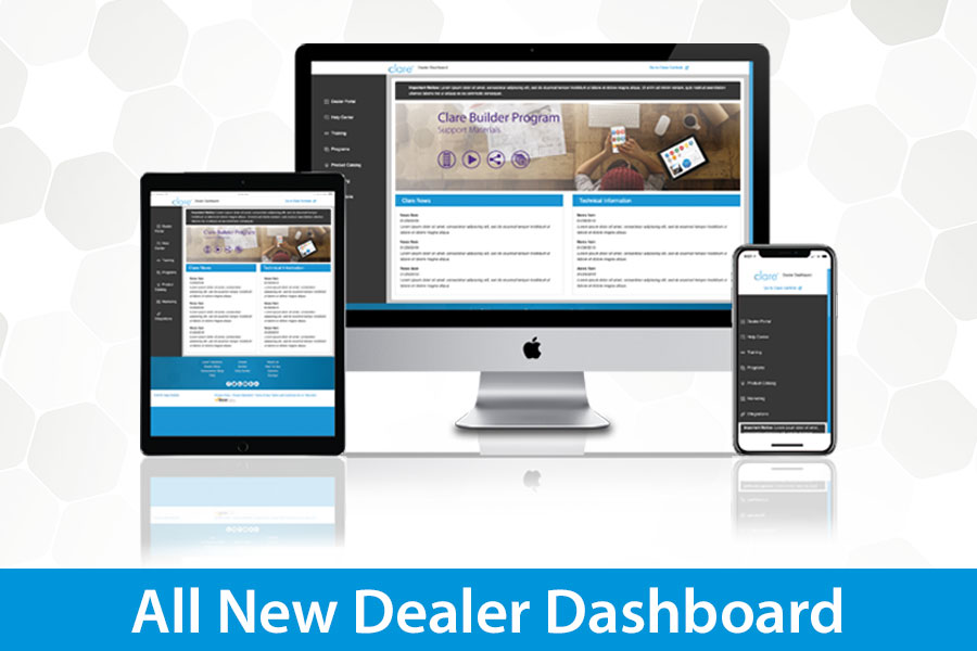 New Dealer Dashboard