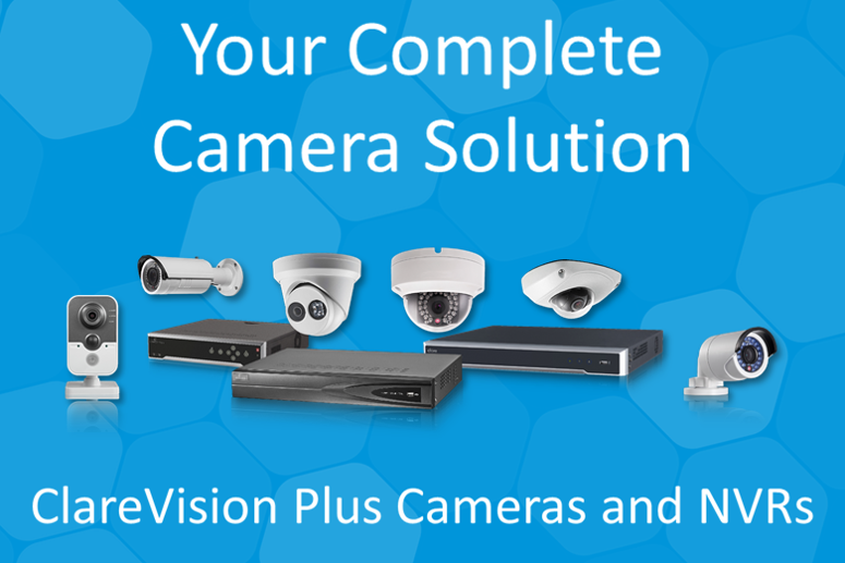 ClareVision Plus Cameras At SnapAV