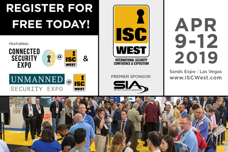 We'll Be At ISC West Unveiling Something BIG.