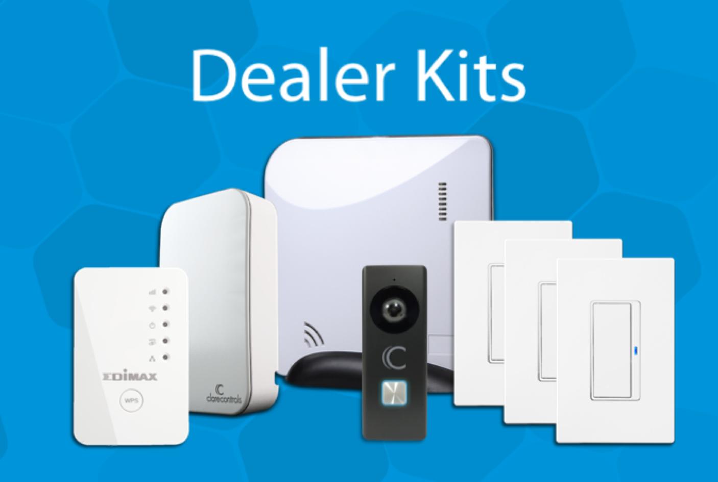 Clare Dealer Kits