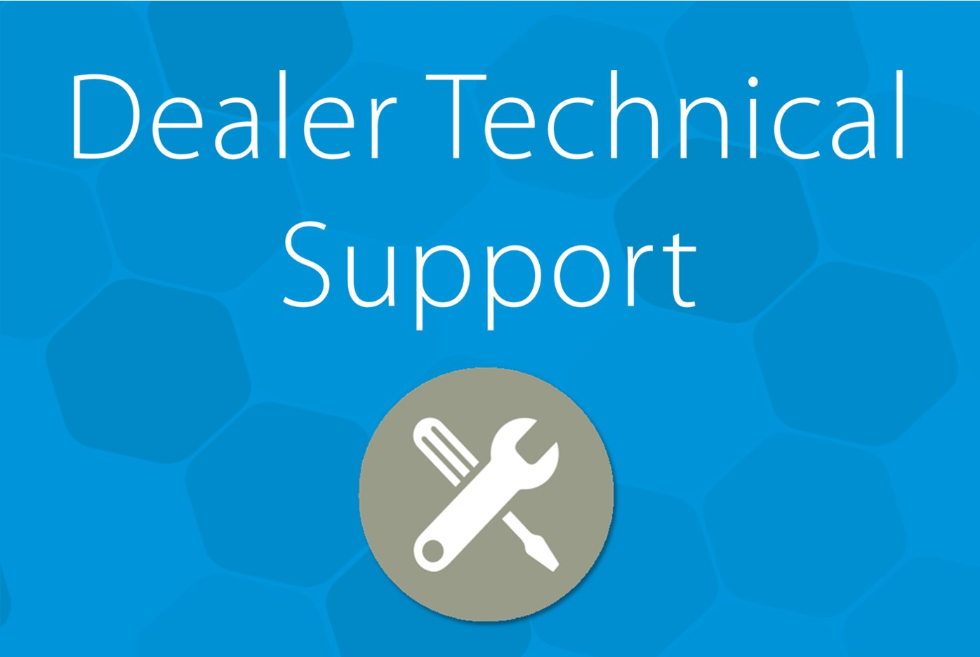 Clare's Dealer Technical Support