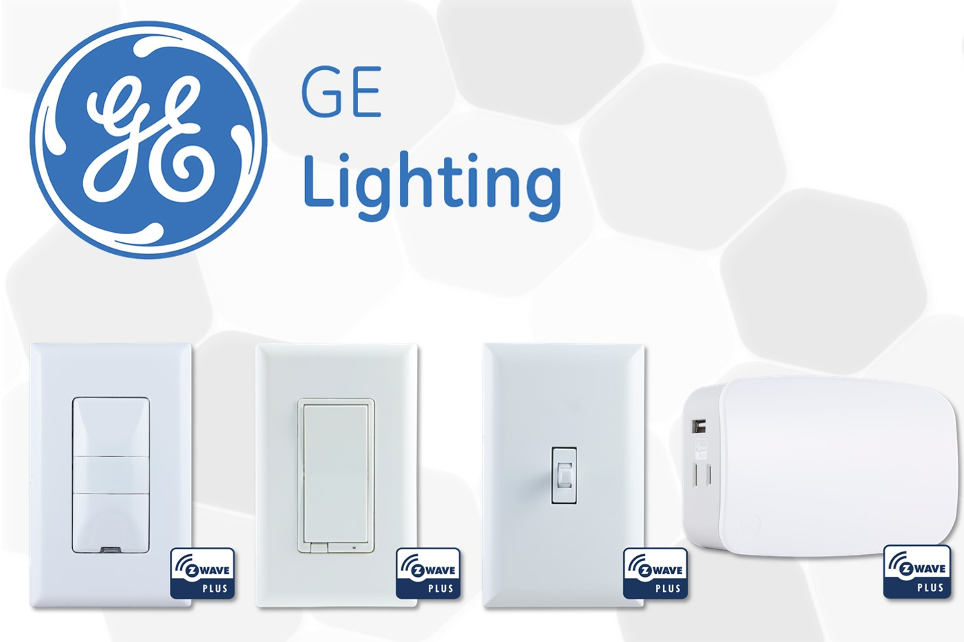 Clare Supports Lighting From GE!