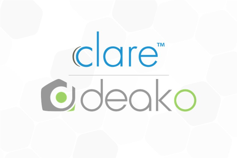 Press Release: Deako Announces Partnership with Clare Controls