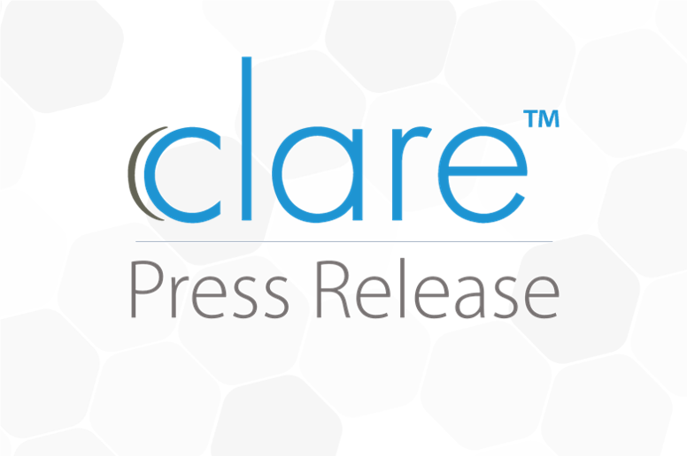 Press Release: Clare Hires Industry Veteran Gene Marks
