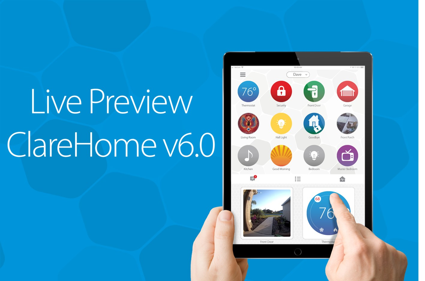 Clare Tech Tuesday: ClareHome v6.0 Release