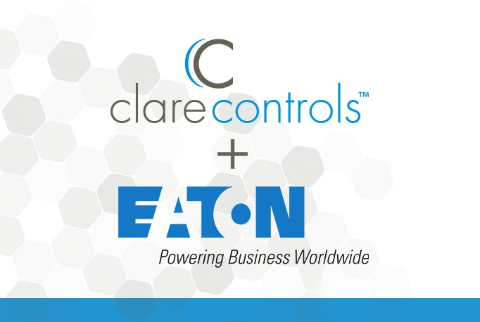 Clare Controls and Eaton Bring a Smart and Secure Platform to Market