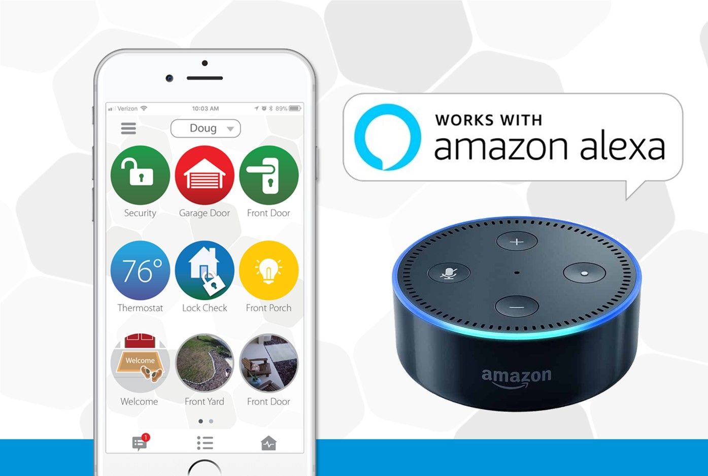 Control Your ClareHome System With Your Voice!