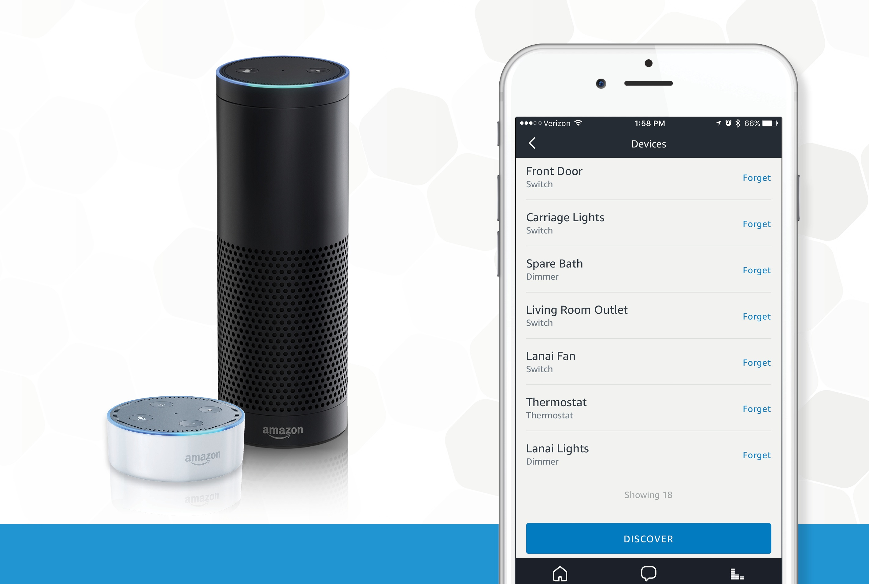 Renaming Smart Home Devices to Work with Alexa