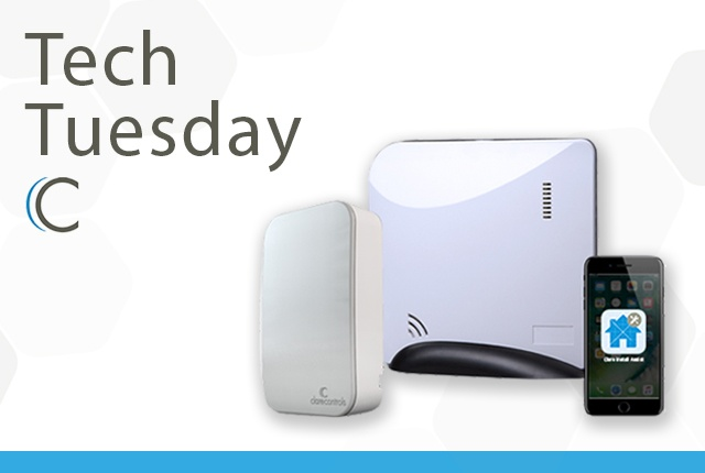 Clare Tech Tuesday: Installing Resolution Helix Security and Sensors