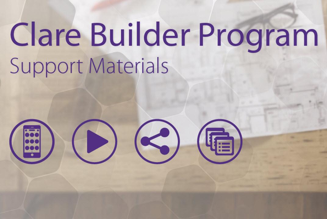 Builder Program Resources For Home Builders