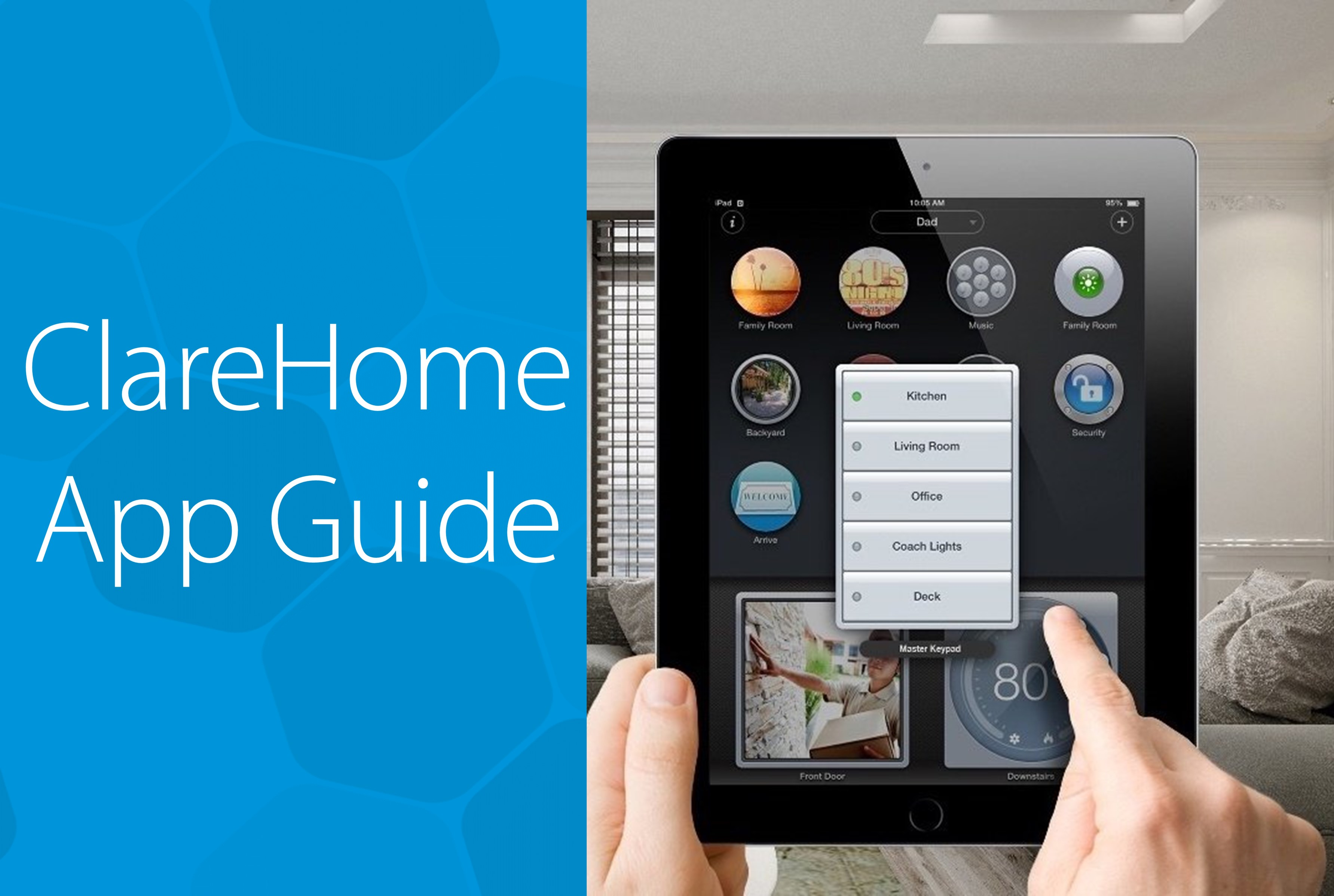 Have Questions? Download the ClareHome App Guide