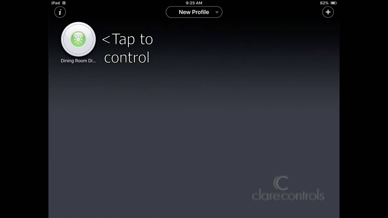 How To Add and Control Dimmers