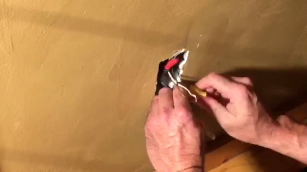 Installing a ClareVue Receptacle