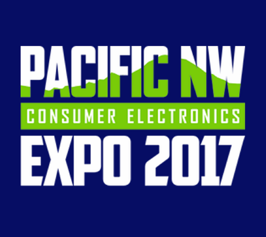 Clare Attends Pacific NW Consumer Electronics Expo