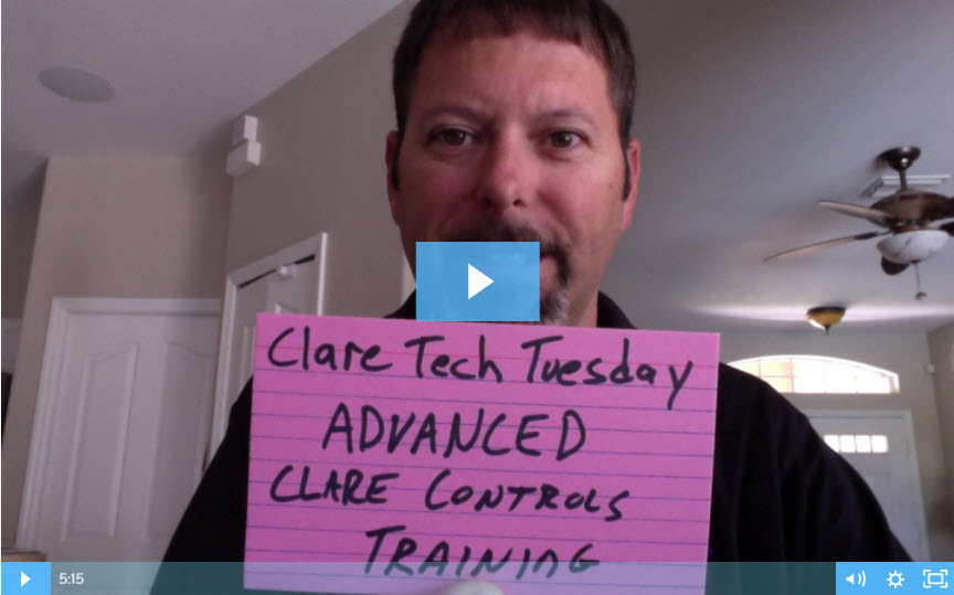 Clare Tech Tuesday: Advanced Online Training