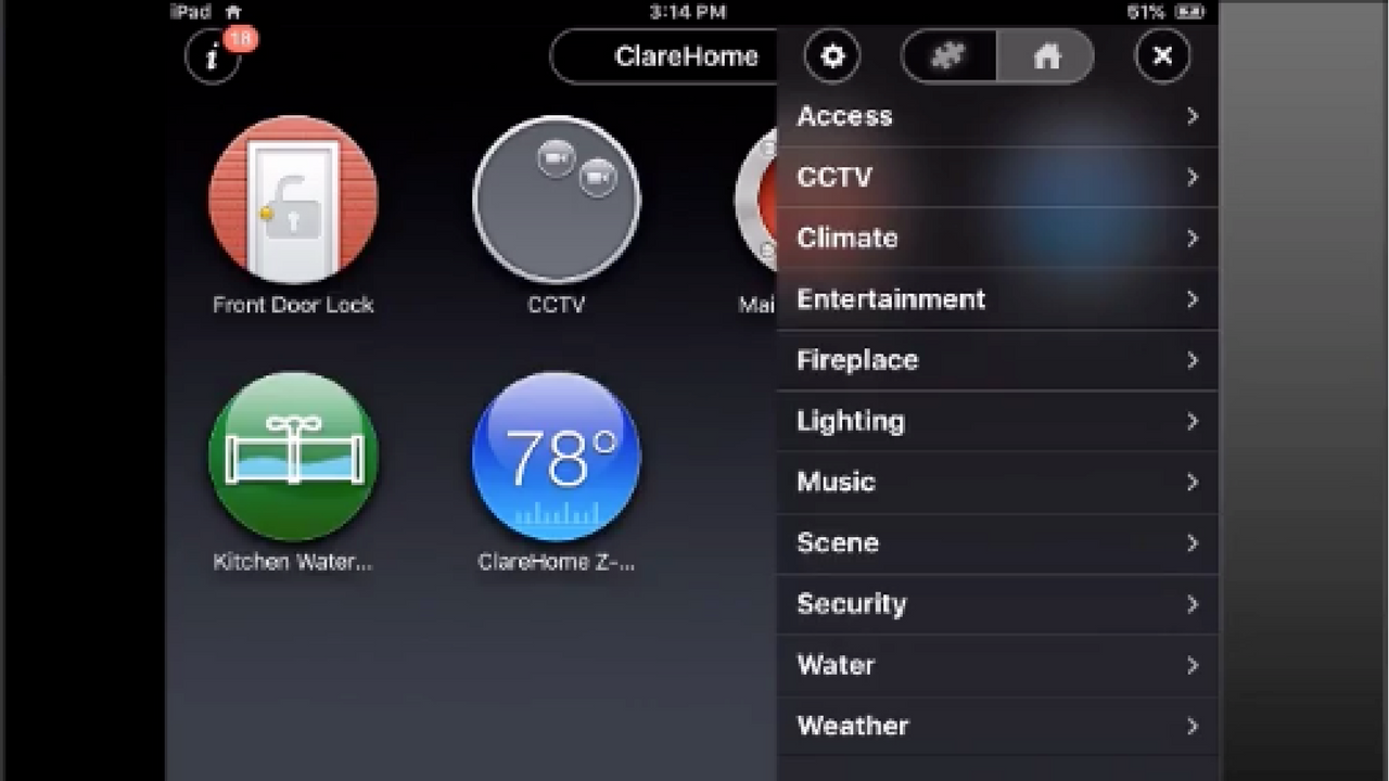 Thermostat Management with ClareHome