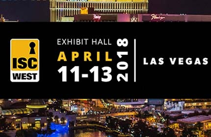 Come See Us at ISC West 2018