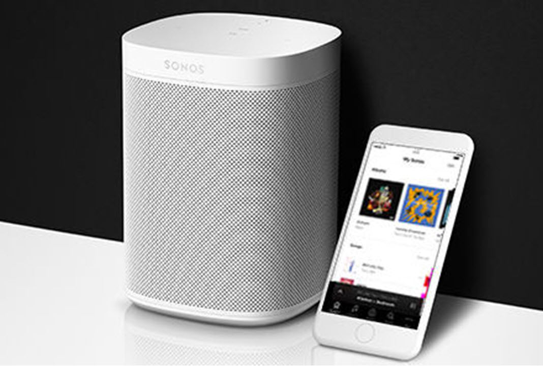 Action Required - Sonos Software Update
